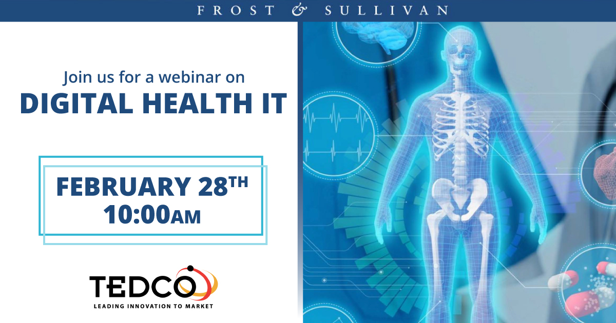 Digital Health IT Webinar with Frost and Sullivan