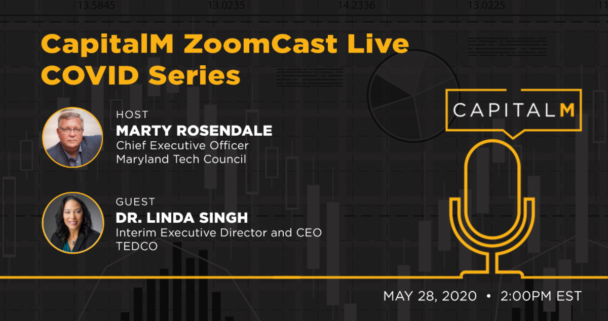 CapitalM ZoomCast Live COVID Series